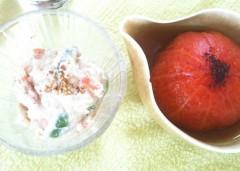 加覧 愛 (がらんあい) 公式ブログ/あたため野菜の優しい朝食♪ 画像1