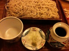 加覧 愛 (がらんあい) 公式ブログ/美味しい蕎麦屋@広尾 画像1