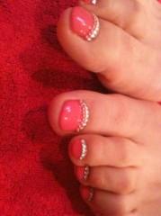 加覧 愛 (がらんあい) 公式ブログ/pinkpink nail☆ 画像1