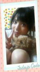 ℃-ute 公式ブログ/膝の上で…ヾ( ´ω`*)ノ 画像2