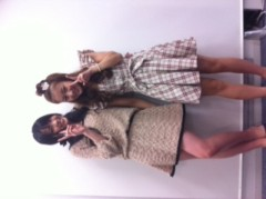 ℃-ute 公式ブログ/2人旅ヾ( ´ω`=´ω`) ノ 画像2