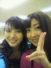 ℃-ute 公式ブログ/舞ちゃんに… 画像1