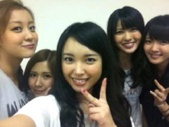 ℃-ute 公式ブログ/今日ー! 画像1