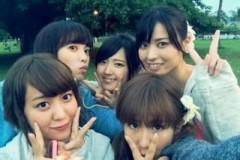 ℃-ute 公式ブログ/撮影終了(=´∀`)人(´∀`=)舞美 画像1