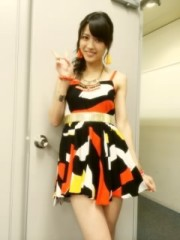 ℃-ute 公式ブログ/本日…♪(  ´▽`) 画像2