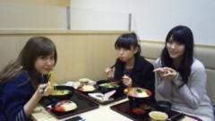 ℃-ute 公式ブログ/仙台で今年初握手(^-^) 人(^-^) 画像2