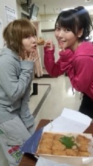℃-ute 公式ブログ/うぎゃおはっ!千聖 画像2