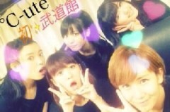 ℃-ute 公式ブログ/℃-uteの日武道館!千聖 画像1