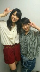 ℃-ute 公式ブログ/緊張した〜 画像1
