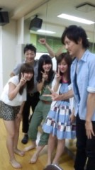℃-ute 公式ブログ/ゲキハロ稽古 画像1
