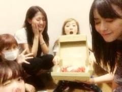 ℃-ute 公式ブログ/リハーサル〜♪(  ´θ`)ノ 画像1