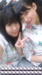 ℃-ute 公式ブログ/(。□゜ノ)ノ千聖 画像1