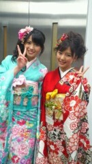 ℃-ute 公式ブログ/二十歳の誓い 画像2