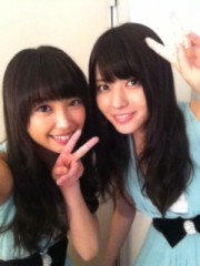 ℃-ute 公式ブログ/握手(^-^) 人(^-^)ありがとうございました♪ 画像3