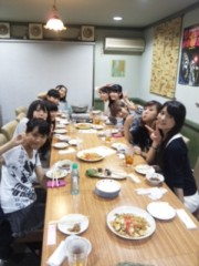 ℃-ute 公式ブログ/ツアー初日(^o^)  画像3