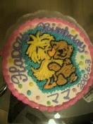 ℃-ute 公式ブログ/世界にひとつだけのケーキ 画像1