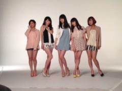 ℃-ute 公式ブログ/お知らせε= ┌( ・v ・)┘ 画像1
