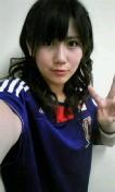 ℃-ute 公式ブログ/日本戦だにょ千聖 画像2