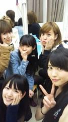 ℃-ute 公式ブログ/ウトウトの中打ちました( 笑)(/0 ̄ ) 画像1