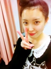 ℃-ute 公式ブログ/にゃ〜-中- 画像1