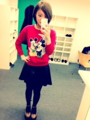 ℃-ute 公式ブログ/うふふっ 萩 画像1