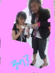 ℃-ute 公式ブログ/萩さんとリーダー。 画像3