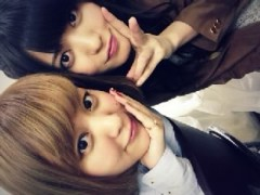 ℃-ute 公式ブログ/握手!mai 画像2