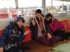 ℃-ute 公式ブログ/間に合った〜( ;・o・) =3 画像3