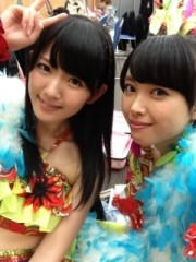 ℃-ute 公式ブログ/また千秋楽!(あいり) 画像1