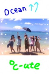 ℃-ute 公式ブログ/HAWAII話�千聖 画像2