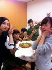 ℃-ute 公式ブログ/頑張る 画像1