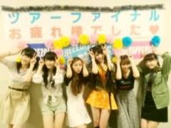 ℃-ute 公式ブログ/ファイナル。・゜・( ノД`)・゜・。 画像1