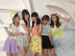 ℃-ute 公式ブログ/朝一の癒し(*'-') 画像1