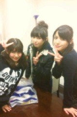 ℃-ute 公式ブログ/うっすっ! 千聖 画像1