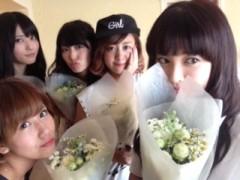 ℃-ute 公式ブログ/ベーグルにハム& チーズ( ´艸`) 画像3