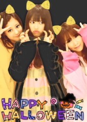 ℃-ute 公式ブログ/ハロウィン千聖 画像1