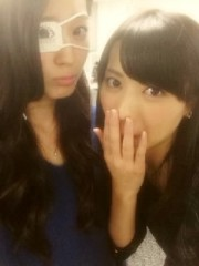 ℃-ute 公式ブログ/眼帯(あいり) 画像2
