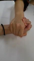 ℃-ute 公式ブログ/腕相撲 画像1