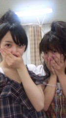 ℃-ute 公式ブログ/愛ちゃん千聖 画像1