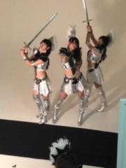 ℃-ute 公式ブログ/ついに、さされたぁ〜(>_< 。) 画像2