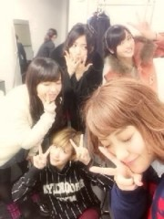 ℃-ute 公式ブログ/昨日は…(^_^) 画像1