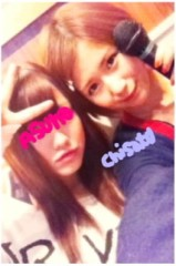℃-ute 公式ブログ/明日菜(*^д ^*)千聖 画像1