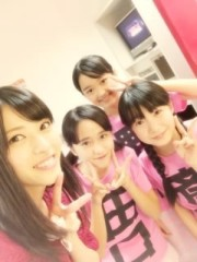 ℃-ute 公式ブログ/カンゲキ(o^^o) 画像3