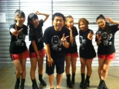 ℃-ute 公式ブログ/FES IWAO 2012SUMMER (^^)v 画像1