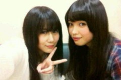 ℃-ute 公式ブログ/舞台稽古(^-^) 千聖 画像1