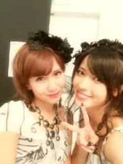 ℃-ute 公式ブログ/ゲネプロ〜♪( ´ε`_) 画像3