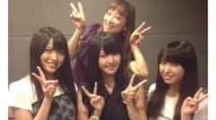 ℃-ute 公式ブログ/ベーグルにハム& チーズ( ´艸`) 画像1