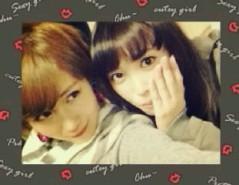 """℃-ute 公式ブログ/ほぉ〜?え(-""""-;)千聖 画像2"""
