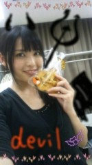 ℃-ute 公式ブログ/落書きで仮装っ(  ̄∀ ̄) 画像2