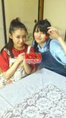 ℃-ute 公式ブログ/寝ぼけて…(*_*)  画像2